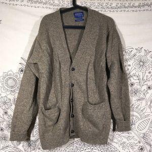 Vintage Pendleton Wool Cardigan